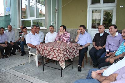 AA Genel Müdürü Beyşehir'de