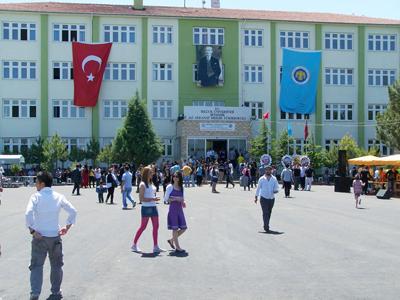 Büyüyen Yüksekokul