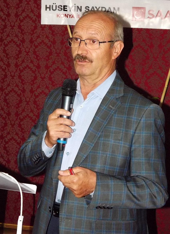 Hukuki Araştırmalar Derneği Konya Şubesi Genel Kurulu yapıldı
