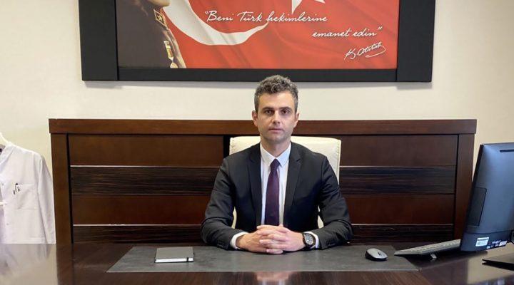 Beyşehir Devlet Hastanesi Başhekim Yardımcılığı görevine Dr.Kutay Güven atandı