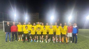 Huğluspor yeni sezon hazırlıklarına başladılar
