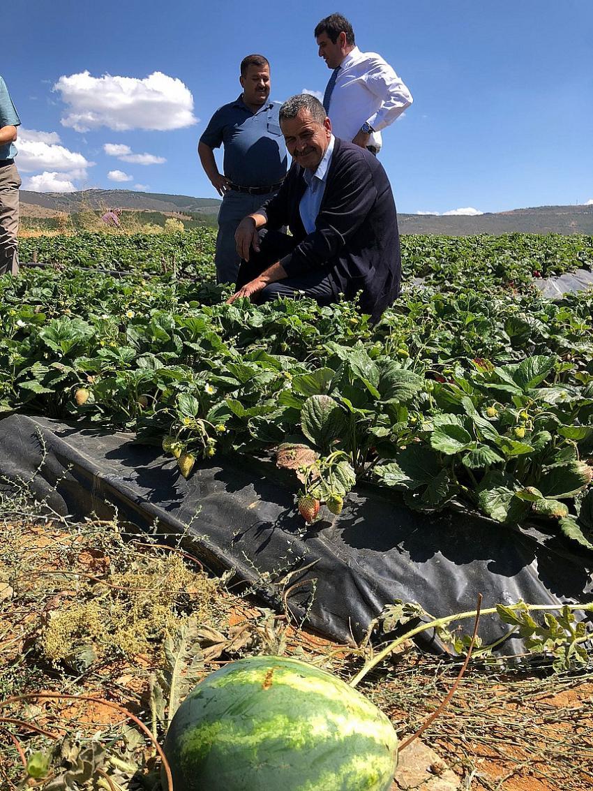 Konya Orman Bölge Müdürü Cafer Bal Hüyük'te