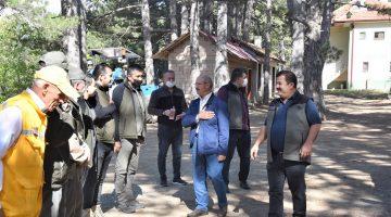 Ak Parti Konya Milletvekili Ahmet Sorgun Beyşehir'de