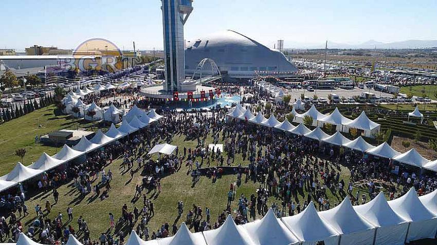 8. Konya Bilim Festivali 7 Ekim'de Kapılarını Açıyor