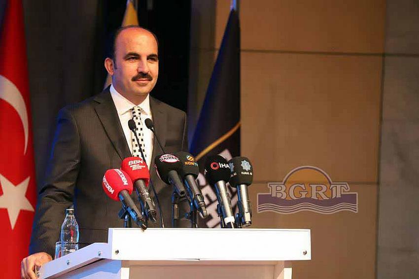 """Başkan Altay: """"Konya'nın Marka Değerini Artıracak Çalışmalar Yapıyoruz"""""""