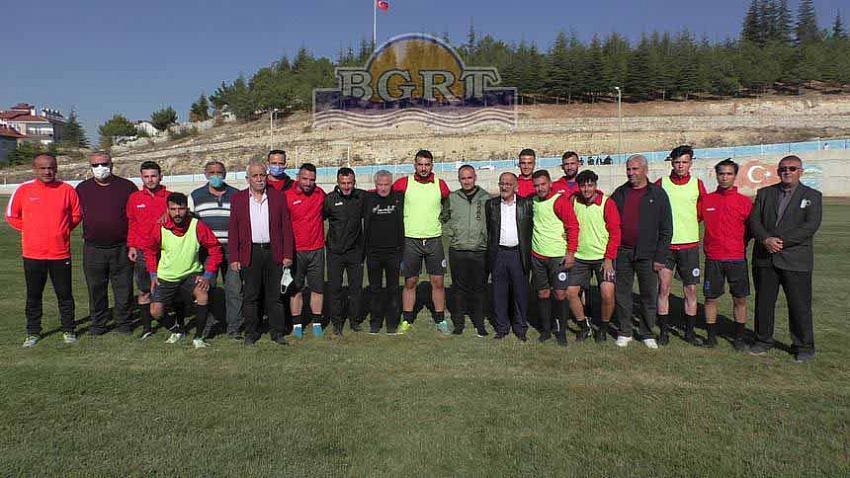 Beyşehir Belediyespor sezonu açtı